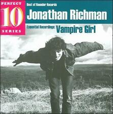 Essential Recordings: Vampire Girl 2009 by Jonathan Richman