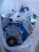 351W Ford Crate High Performance balanced engine with Aluminum heads