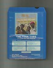 FOUR TOPS Keeper of The Castle, ABC/GRT 8-Track tape, 1972, VG