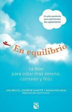 En Equilibrio by Andrew Shatté, Adam Perlman and Jan Bruce (2015, Paperback)