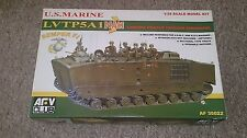 AFV Club Model Kit - 1/35 - Lvtp 5 a1 Landing Vehicle Tracked