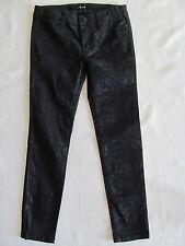 Joe's Jeans The Jegging Ultra Slim Fit- Black Snake Skin-Girl's Size 6X -NWT $59