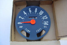 CJ3B CJ5 Willys Jeep Pickup Jeepster Speedometer Head