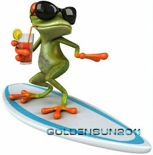 Stick 3D frog funny car stickers Truck Window Vinyl Decal Sticker FROG AAA8