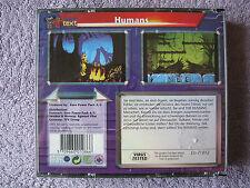 PC CD Rom Spiel Humans 1 Und 2 Sie Sind Klein Sie Sind Dumm Platin