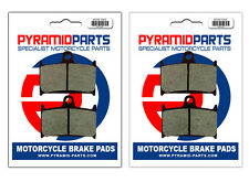 Triumph 2300 Rocket III 2004 Front Brake Pads (2 Pairs)