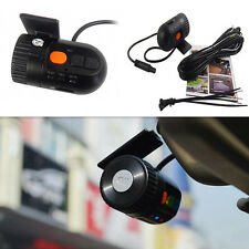 Bullet Mini Hidden Car Recorder 360° Rotatble 140° Wide Angle Camera No Screen