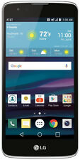 Brand New AT&T GoPhone LG Phoenix 2 4G LTE 16GB Memory 5in HD Touch Screen Black