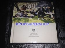 2PM Best Album Member's Selection Limited Edition Great Cond. Photobook