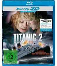 Titanic 2 Blu Ray 3D + 2D Version ***Neu OVP***