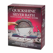 Clean your silver bowls with Quickshine Silver Bath