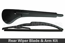 Rear Windshield Wiper Arm + Blade Set for Renault Scenic MK2 2003-2009 /2430