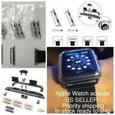 4 Colors Avail WatchBand Adapter For All Apple Watch Band Connection iwatch 42mm