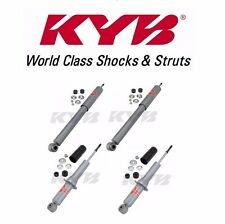 4-Pieces KYB Gas-a-Just® Shocks/Struts (2-Front & 2-Rear) 4-Runner 1996 to 2002
