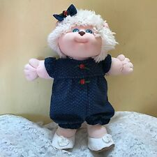 Handmade CABBAGE PATCH  KOOSAS  Clothes : Romper &  Hair Bow