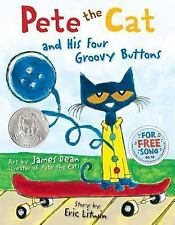 Pete the Cat and His Four Groovy Buttons by Litwin, Eric
