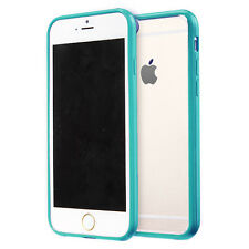 Clear Transparent Back Hard Case TPU Silicone Bumper Cover For All Apple iPhone