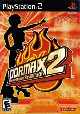 DDRMAX2: Dance Dance Revolution - Playstation 2 Game Complete