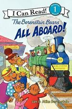 I Can Read Level 1: All Aboard! by Jan Berenstain and Mike Berenstain (2010,...