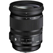 Sigma 24-105mm f/4 DG OS HSM Art Lens for Nikon F **AUTHORIZED DEALER**