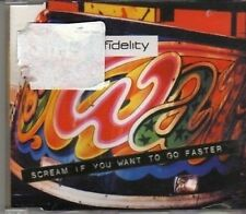 (CH26) The High Fidelity, Scream If You Want To Go Faster - 2001 CD