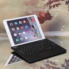 Metal Aluminum Case Cover with Wireless Bluetooth Keyboard For iPad 2 3rd 4th