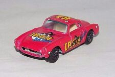 Yatming 1 Loose Vehicle No. 1079 Corvette Mtflk Pink w/ China Base