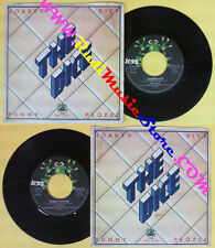 LP 45 7'' THE DICE Loaded dice Funny people 1981 italy FROG FRS3018 no cd mc dvd