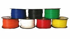 16 GAUGE WIRE 7 COLORS 50 FT EACH PRIMARY AWG STRANDED COPPER POWER REMOTE