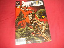 SHADOWMAN #6  Valiant Comics  2013  NM