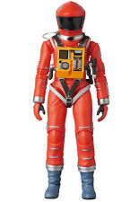 2016 MEDICOM TOY MAFEX SPACE SUIT ORANGE 2001 A SPACE ODYSSEY Stanley Kubrick