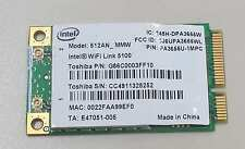 TOSHIBA SATELLITE A300 SCHEDA WIRELESS V000123030 6042B0088404 G86C0003FF10