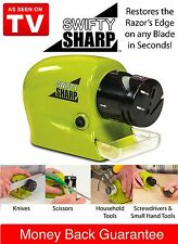 K28-Swifty Sharp Tool & Knife Sharpener As Seen On Tv Cordless Knife Sharpener
