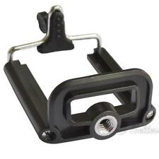 Tripod Mount Holder F Camera Phone iPhone 4S 5 5C 5S Samsung Galaxy S3 S4 Nokia