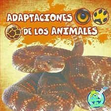Adaptaciones de los animales (Mi Biblioteca De Ciencias  My Science Library)