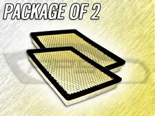 AIR FILTER AF5560 FOR 300 CHARGER CHALLENGER MAGNUM - PACKAGE OF TWO
