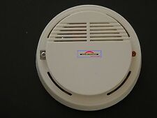 HOME SECURITY ALARM ACCESSORY SMOKE OR FIRE DETECTOR