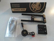 Hondo Garage BarelyRig 15mm TwirlbeGone Base Plat, $50 Follow Focus PRO GH4 DSLR