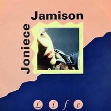 """7"""" joniece Jamison Life/the hands of time Musicolor 45rpm R & B/Soul ORIG. 1990"""