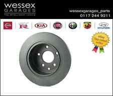 Genuine Nissan Juke Qashqai Rear Brake Disc - 43206JD00A