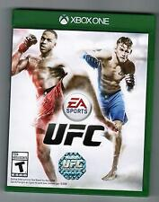 EA SPORTS UFC XBOX ONE GAME Xboxone