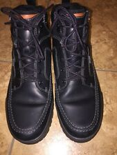 ECCO Track 6 GTX Waterproof Boot Hi, Men's Shoes, SIZE 11-11.5, Black
