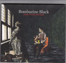 Bombazine Black - Here Their Dreams - CD (Number 145 of 1000 yc001)