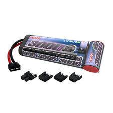 Venom 8.4V 3000mAh 7 Cell NiMH Battery Flat Pack with Deans EC3 Traxxas UNI Plug