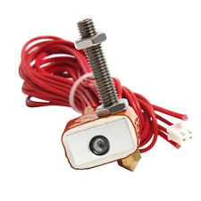 GEEETECH MK8 Extruder Hot End kit 0.3mm nozzle throat heat part gathered for DIY