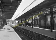 Yeovil Town Railway Station Photo. Great Western Railway and L&SWR Joint (24)