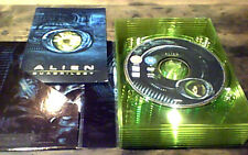 ALIEN QUADRILOGY 9 Disc Special Edition DVD 2003 Sigourney Weaver Ridley Scott