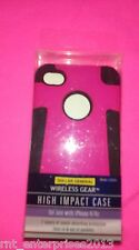 Wireless Gear High Impact Case iPhone 4/4s  HOT PINK