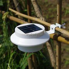 Pannello Solare Energia Solare Da esterno Giardino Parete Ingresso Vialetto 3LED