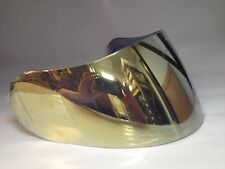 Genuine HJ-07 HJC Motorcycle Helmet Visor - GOLD Mirrored - Genuine HJC HJ07